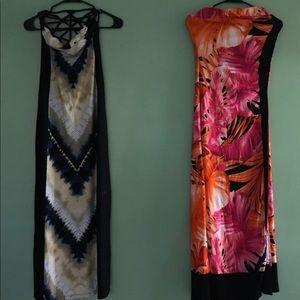 Venus tube top maxi dresses small